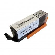 Eetbare inkt Canon PGI-550 XL zwart cartridge (huismerk)
