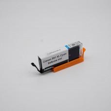 Eetbare inkt Canon CLI-551 XL Cyaan