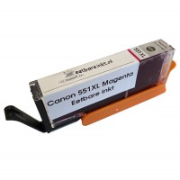 Eetbare inkt Canon CLI-551 XL Magenta cartridge (huismerk)