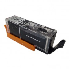 Eetbare inkt Canon PGI-570 XL zwart (huismerk)