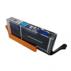 Eetbare inkt Canon CLI-571 XL cyaan