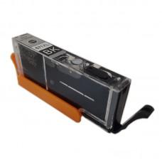 Eetbare inkt Canon CLI-571 XL photo-zwart (huismerk)