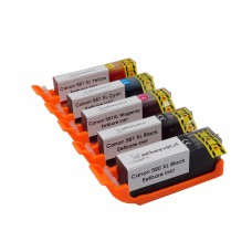 Eetbare inkt  Canon PGI-580 XL + CLI-581 XL (5-Pack) cartridge