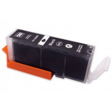 Eetbare inkt Canon PGI-580 XL zwart (huismerk)