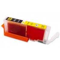 Eetbare Inkt Canon CLI-581 XL yellow