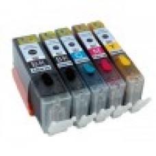 Canon eetbare inkt cartridges serie 570 en 571