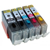 Eetbare inkt Canon PGI-525 + CLI-526 (Multi-5 Pack) cartridges